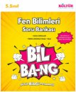 5. Sınıf Fen Bilgisi Soru Bankası Bil-Bang Kültür Yayıncılık