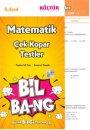 5. Sınıf Matematik Yaprak Test Bil-Bang Kültür Yayıncılık