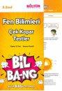 5. Sınıf Fen Bilimleri Yaprak Test Bil-Bang Kültür Yayıncılık