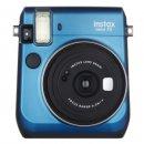 Fujifilm Instax Mini 70 Mavi Fotoğraf Makinesi
