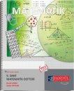9. Sınıf Matematik Defteri Pandül Yayınları