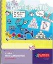5. Sınıf Matematik Defteri Pandül Yayınları