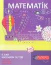 6. Sınıf Matematik Defteri Pandül Yayınları