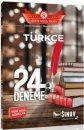 8. Sınıf LGS Türkçe 24 Ayar Deneme Sınav Yayınları