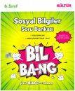 6. Sınıf Sosyal Bilgiler Soru Bankası Bil-Bang Kültür Yayıncılık