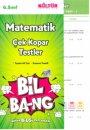 6. Sınıf Matematik Çek Kopar Yaprak Test Bil-Bang Kültür Yayıncılık