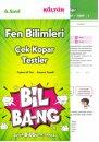 6. Sınıf Fen Bilimleri Çek Kopar Yaprak Test Bil-Bang Kültür Yayıncılık