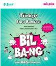 8.Sınıf LGS Türkçe Soru Bankası Bil-Bang Kültür Yayınları
