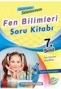 7.Sınıf Fen Bilimleri Soru Bankası Palme Yayınları