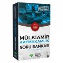 2018 MÜLKİAMİR Kaymakamlık Soru Bankası Başkent Kariyer Yayınları