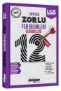 8. Sınıf LGS Fen Bilimleri 12 Zorlu Denemeleri Ankara Yayıncılık