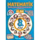 8. Sınıf LGS Matematik All Star Deneme Newton Yayınları