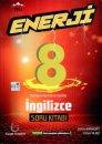 8. Sınıf İngilizce Enerji Soru Kitabı Palme Yayınları