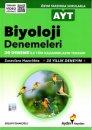 AYT Biyoloji 30 Deneme Video Çözümlü Aydın Yayınları
