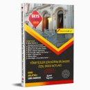 2020 MEB EKYS Yöneticiler İçin Eğitim Bilimleri Ders Notları (Sınavın %50'si) Liyakat Yayınları
