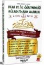 DKAB ve İHL Öğretmenliği Mülakatlarına Hazırlık Liyakat Yayınları