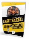 Beyin Yakan Sözel Mantık Soruları Çözümlü Pelikan Yayınları