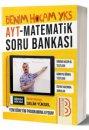 AYT Matematik Soru Bankası Selim Yüksel Benim Hocam Yayınları