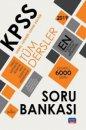 2019 KPSS Genel Yetenek Genel Kültür Tüm Dersler Soru Bankası Tek Kitap Nobel Sınav Yayınları