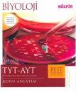 TYT-AYT Biyoloji Konu Anlatımı Best Kültür Yayınları
