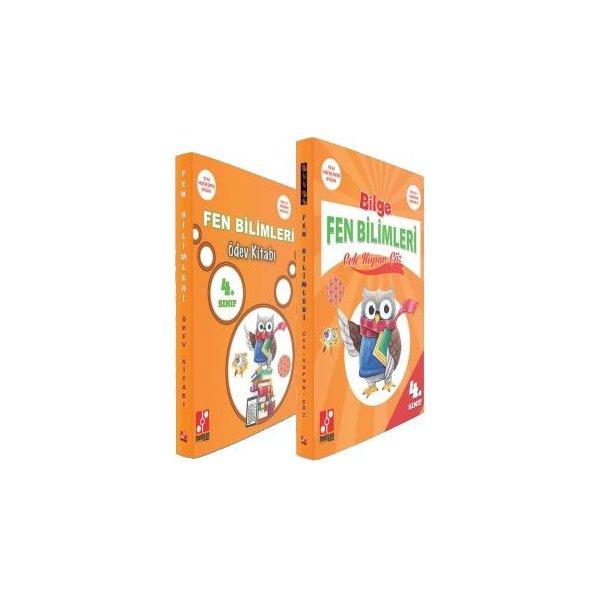 4. Sınıf Fen Bilimleri Çek Kopar Çöz Ödev Kitabı Seti Medyan Yayınları