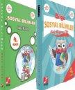 4. Sınıf Sosyal Bilimler Çek Kopar Çöz Ödev Kitabı Seti Medyan Yayınları