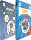 4. Sınıf Türkçe Çek Kopar Çöz Ödev Kitabı Seti Medyan Yayınları
