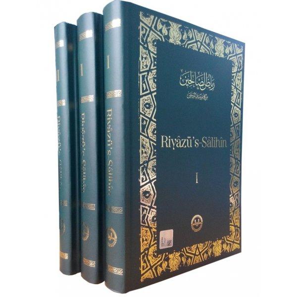 Riyazüs Salihin 3 Cilt  Diyanet İşleri Başkanlığı Yayınları