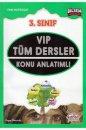 3. Sınıf VIP Tüm Dersler Konu Anlatımlı Editör Yayınları*