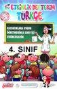 4. Sınıf Gün Gün Etkinlik Türkçe Defterim Yüklem Yayınları
