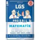8. Sınıf LGS Matematik Probil Soru Bankası Bilfen Yayıncılık