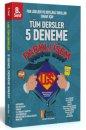 8.Sınıf LGS Farklı İsem Tüm Dersler 5 Deneme Sınavı İsem Yayıncılık