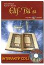 Tecvidli Kur'an-ı Kerim Elif-Ba'sı (İnteraktif CD Destekli) Türkiye Diyanet Vakfı Yayınları