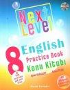 8. Sınıf Next Level English Practice Book Konu Kitabı Palme Yayınları