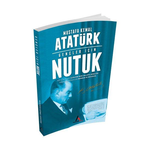 Gençler İçin Nutuk Mustafa Kemal Atatürk Aperatif Kitap