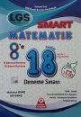 LGS Smart Matematik 18 Deneme Sınavı Örnek Akademi Yayınları