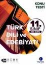 11. Sınıf Türk Dili ve Edebiyatı Konu Testi Çağrışım Yayınları