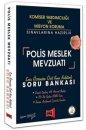 2019 Komiser Yardımcılığı ve Misyon Koruma Sınavlarına Hazırlık Polis Meslek Mevzuatı Soru Bankası Yargı Yayınları