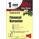 1.Sınıf 2.Yarıyıl Finansal Kurumlar Kod:2117 Yargı Yayınları