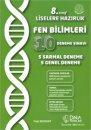 8. Sınıf LGS Fen Bilimleri 10 Deneme Sınavı DNA Yayınları