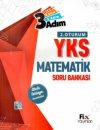YKS 2.Oturum 3 Adım Matematik Soru Bankası Fix Yayınları
