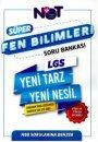 8.Sınıf LGS Süper Fen Bilimleri Soru Bankası Binot Yayınları