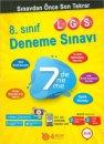 8 Sınıf LGS 7 li Deneme Sınavı 4 Adım Yayıncılık