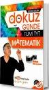 Dokuz Günde Tüm TYT Matematik Yarı Çap Yayınları