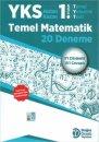 YKS 1.Oturum Temel Matematik 20 Deneme Doğru Orantı Yayınları