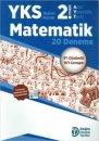 YKS 2.Oturum AYT Matematik 20 Deneme Doğru Orantı Yayınları