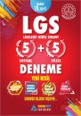 8.Sınıf LGS Yeni Nesil 5+5 Deneme Sıradışı Analiz Yayınları