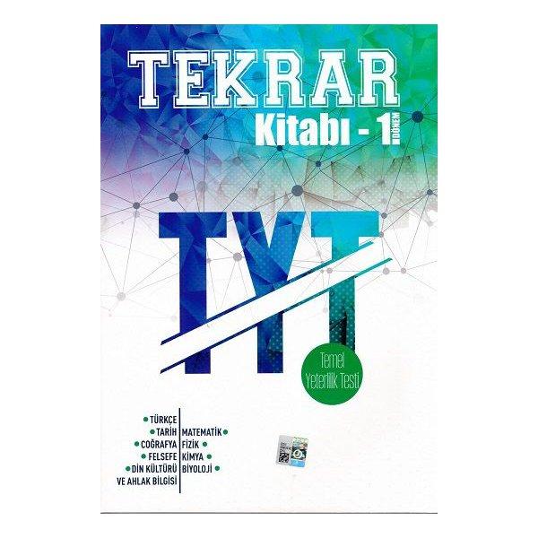 TYT 1. Dönem Tekrar Kitabı Bes yayınları
