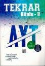 AYT Eşit Ağırlık Tekrar Kitabı 1. Dönem Bes yayınları
