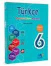 6. Sınıf Türkçe Yeni Nesil Soru Bankası Martı Okul M+ Yayınları